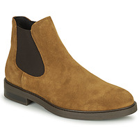 Chaussures Homme Boots Selected CHELSEA Cognac