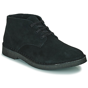 Chaussures Homme Boots Selected RIGA Noir