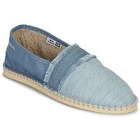 Chaussures Espadrilles Havaianas ESPADRILLE FUR Bleu