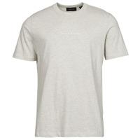 Vêtements Homme T-shirts manches courtes Scotch & Soda GRAPHIC LOGO Gris