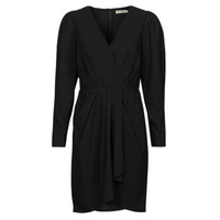 Vêtements Femme Robes courtes See U Soon 21222038 Noir