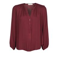 Vêtements Femme Tops / Blouses See U Soon 21211057 Bordeaux