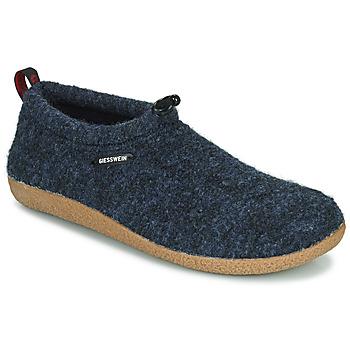 Chaussures Chaussons Giesswein VENT Marine