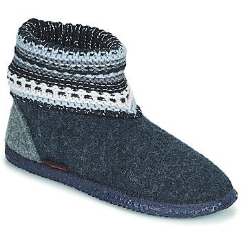 Chaussures Femme Chaussons Giesswein KIEL Marine