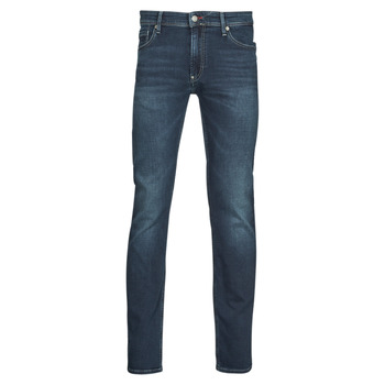 Vêtements Homme Jeans slim Teddy Smith REEPLE ROCK Bleu foncé