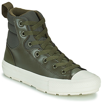 Chaussures Femme Baskets montantes Converse CHUCK TAYLOR ALL STAR BERKSHIRE BOOT COLD FUSION HI Kaki