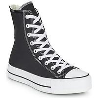 Chaussures Femme Baskets montantes Converse CHUCK TAYLOR ALL STAR LIFT CORE CANVAS X-HI Noir