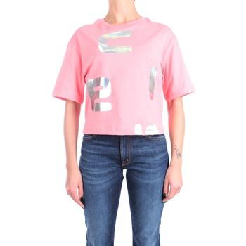 Vêtements Femme T-shirts manches courtes Ciesse Piumini JOCKEY Manche courte Femme Rose Rose