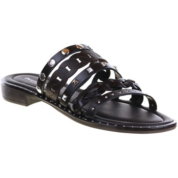 Chaussures Femme Mules Donna Lucca 1269 Noir