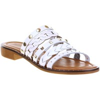Chaussures Femme Mules Donna Lucca 1269 Blanc