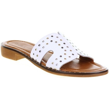 Chaussures Femme Mules Donna Lucca 1246 Blanc