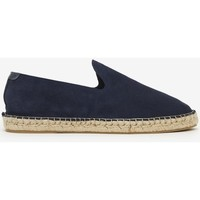 Chaussures Homme Espadrilles San Marina LANDER Bleu marine