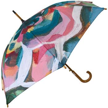 Accessoires textile Parapluies Zen Et Ethnique Grand Parapluie Bloom Allen design Multicolore