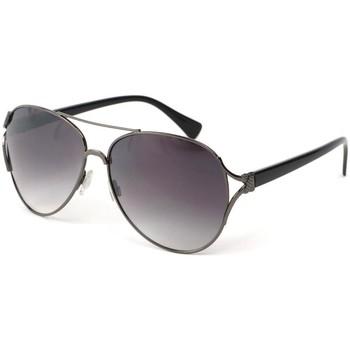 Montres & Bijoux Femme Lunettes de soleil Eye Wear Lunettes Soleil Trust avec monture Noire Noir