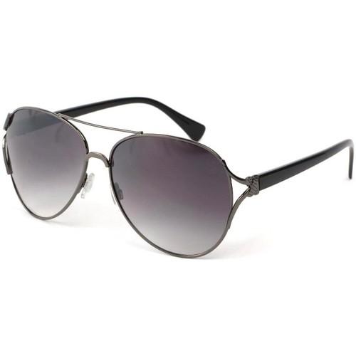 Lunettes de soleil Eye Wear Lunettes Soleil Trust avec monture Noire Noir 350x350