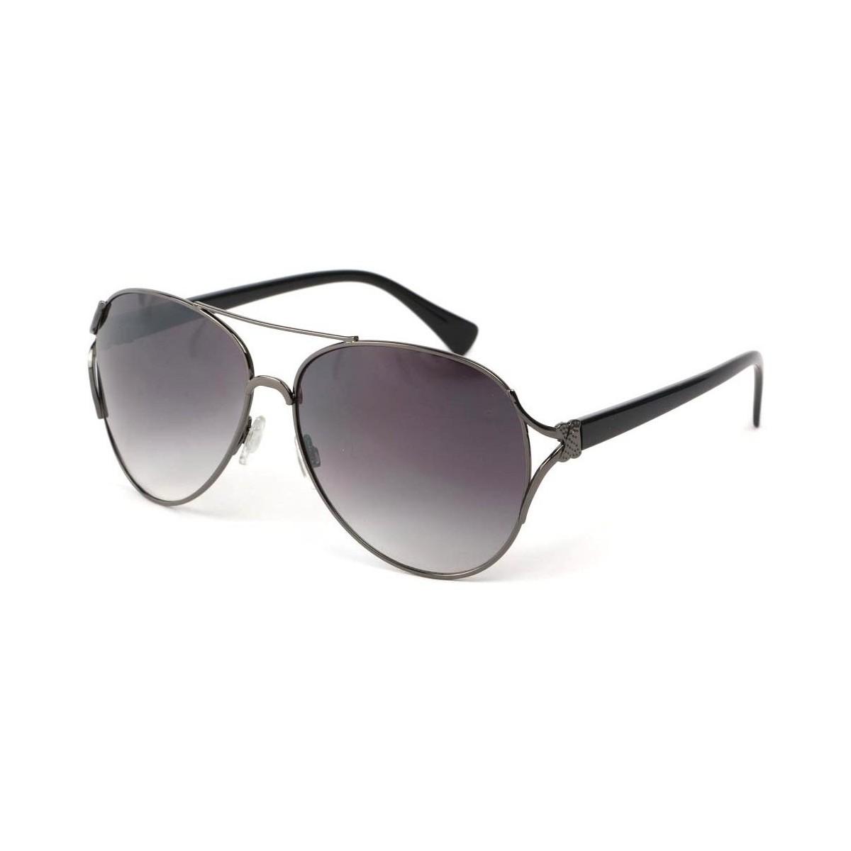 Eye Wear Lunettes Soleil Trust avec monture Noire Noir