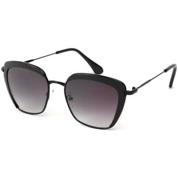 Montres & Bijoux Femme Lunettes de soleil Eye Wear Lunettes Soleil Marina avec monture Noire Noir