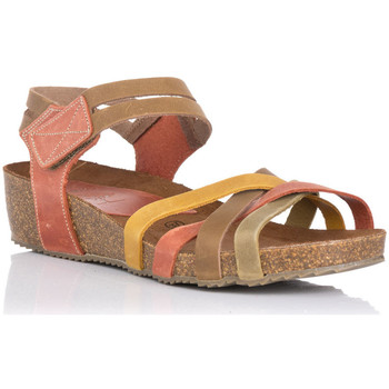Chaussures Femme Sandales et Nu-pieds Interbios 5338 Vert