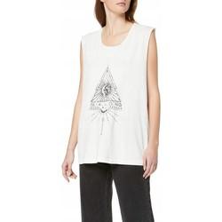 Vêtements Femme Débardeurs / T-shirts sans manche Billabong - Débardeur - blanc Blanc
