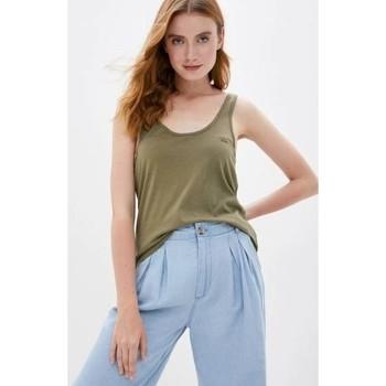 Vêtements Femme Débardeurs / T-shirts sans manche Billabong - Débardeur - kaki Vert