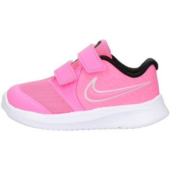 Chaussures Enfant Baskets basses Nike AT1803 Rose