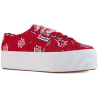 Chaussures Femme Baskets basses Superga Basket Rouge