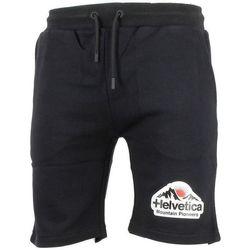 Vêtements Homme Shorts / Bermudas Helvetica Short Noir