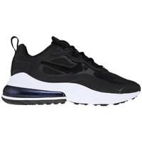 Chaussures Femme Baskets basses Nike Air Max 270 React Noir