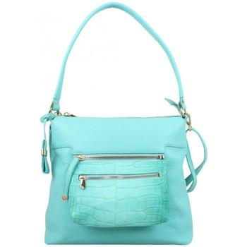 Sacs Femme Sacs porté épaule Elite Sac épaule seau  E6193 Turquoise Multicolor