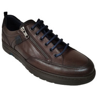 Chaussures Homme Derbies Fluchos ATLAS CASTANO/CAFE/MARINO