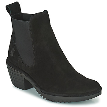 Chaussures Femme Bottines Fly London WASP Noir