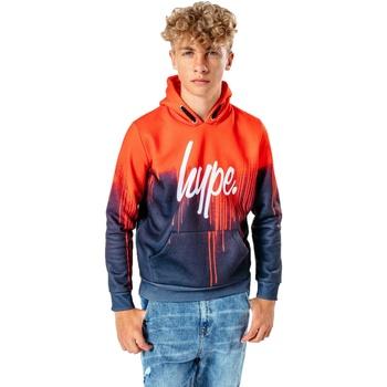 Vêtements Enfant Sweats Hype  Noir / rouge