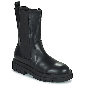 Chaussures Femme Boots Moony Mood PAULA Noir