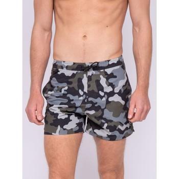Vêtements Homme Maillots / Shorts de bain Ritchie Short de bain GUSTAVO Gris