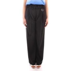 Vêtements Femme Pantalons fluides / Sarouels Marella PANTS NOIR
