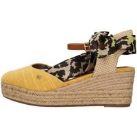 Chaussures Femme Sandales et Nu-pieds Wrangler WL11611A Jaune