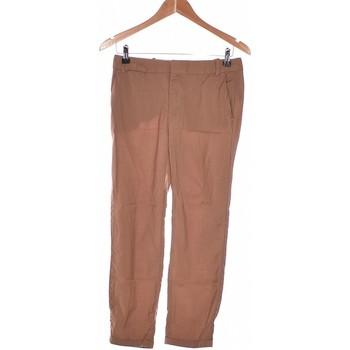 Chinots Pantalon Droit 36 - T1 - S - Zara - Modalova