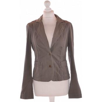 Vêtements Femme Vestes / Blazers Hampton Bays Veste Mi-saison  40 - T3 - L Vert