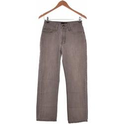 Vêtements Femme Jeans droit Roberto Cavalli Jean Droit Femme  38 - T2 - M Gris