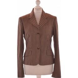 Vêtements Femme Vestes / Blazers D&G Blazer  40 - T3 - L Marron