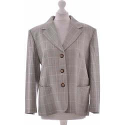 Vêtements Femme Vestes / Blazers Un Jour Ailleurs Blazer  42 - T4 - L/xl Gris