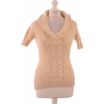 Vêtements Femme Pulls Bcbg Max Azria Pull Femme  34 - T0 - Xs Beige