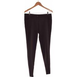 Vêtements Femme Pantalons Barbara Bui Pantalon Droit Femme  40 - T3 - L Noir