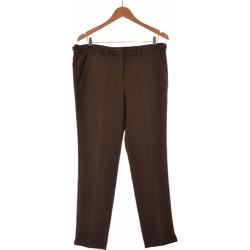 Vêtements Femme Chinos / Carrots 1964 Shoes Pantalon Droit Femme  40 - T3 - L Vert