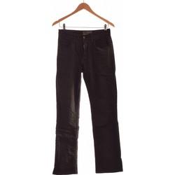 Vêtements Femme Jeans droit Closed Jean Droit Femme  36 - T1 - S Noir