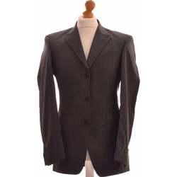 Vêtements Homme Vestes de costume Azzaro Veste De Costume  36 - T1 - S Gris