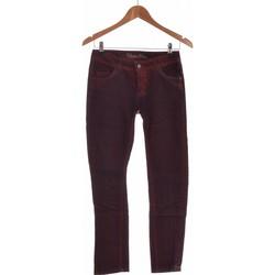 Vêtements Femme Jeans slim Chipie Jean Slim Femme  34 - T0 - Xs Rouge