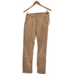 Vêtements Femme Jeans slim Meltin'pot Jean Slim Femme  34 - T0 - Xs Vert