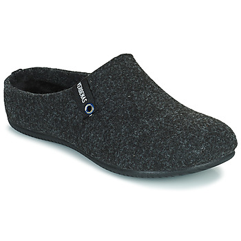 Chaussures Femme Chaussons Verbenas YORK Anthracite