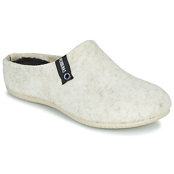 Chaussures Femme Chaussons Verbenas YORK Taupe